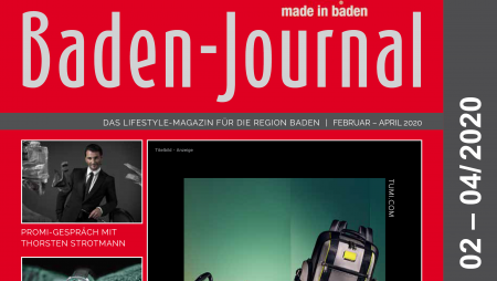 Baden-Journal Februar – April 2020