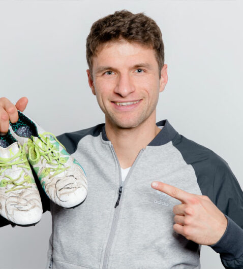 Thomas Müller United Charity